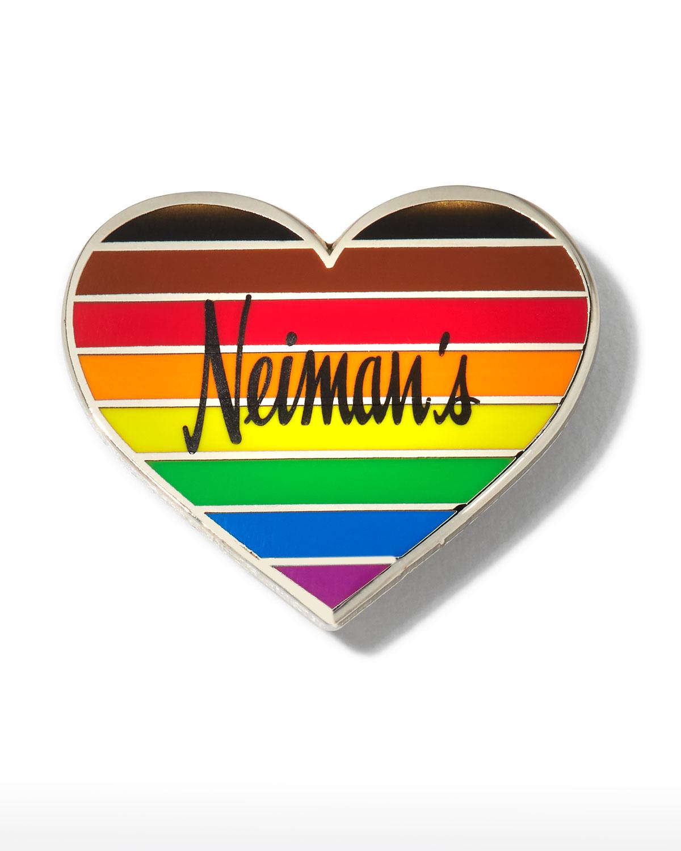 Neiman Marcus More Color More Pride Pin