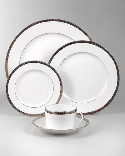Symphony Platinum Salad Plate