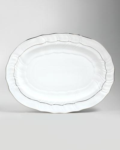 Platinum Edge Platter