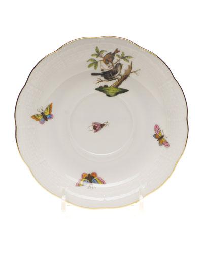 Rothschild Bird Saucer #4