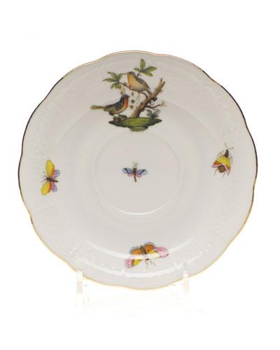 Rothschild Bird Saucer #8