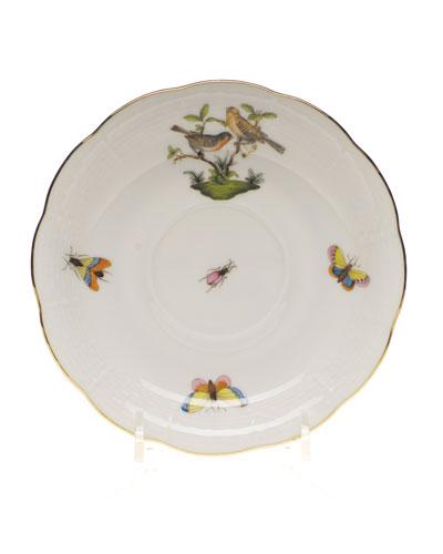 Rothschild Bird Saucer #9