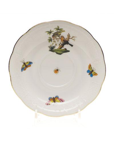 Rothschild Bird Saucer #10