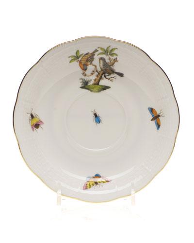 Rothschild Bird Saucer #12