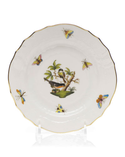 Rothschild Bird Bread & Butter Plate #2