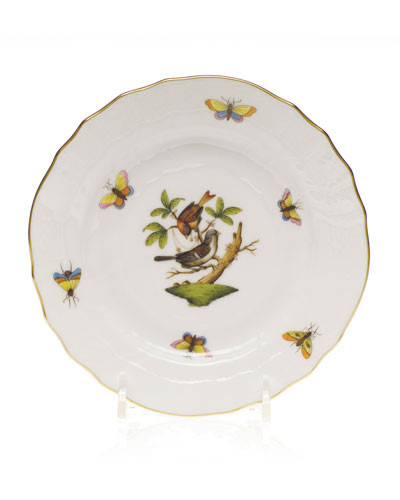 Rothschild Bird Bread & Butter Plate #4