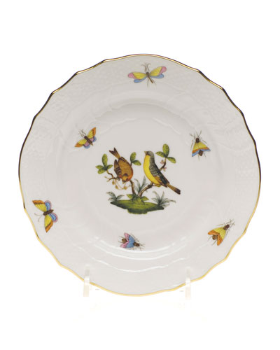 Rothschild Bird Bread & Butter Plate #7