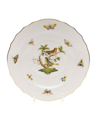 Rothschild Bird Salad Plate #3