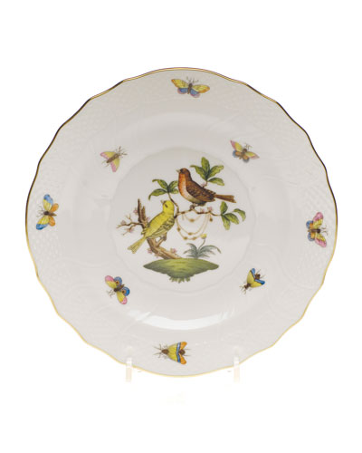 Rothschild Bird Salad Plate #6