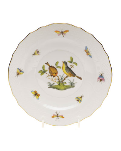 Rothschild Bird Salad Plate #7