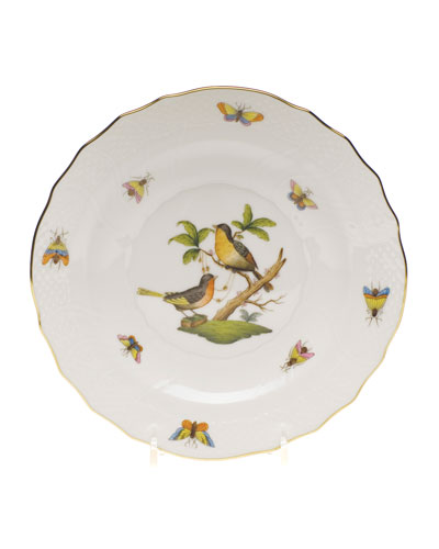 Rothschild Bird Salad Plate #8