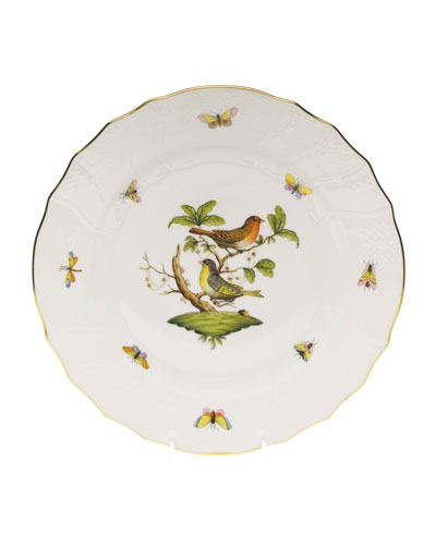 Rothschild Bird Dinner Plate #3