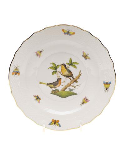 Rothschild Bird Dessert Plate #8
