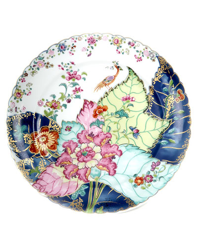 Tobacco Leaf Dinner Plate