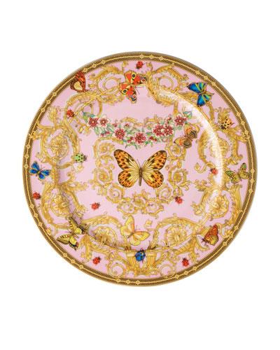 Butterfly Garden Service Platter