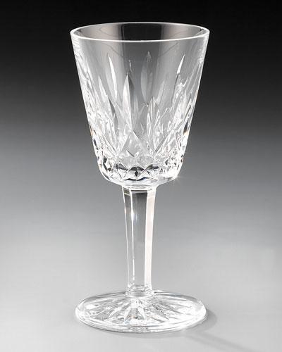 Lismore Wine Glass, White