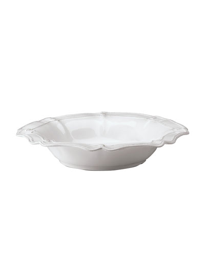 Berry & Thread Serving Bowl