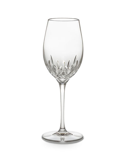Lismore Essence White Wine Glass