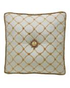 Dian Austin Couture Home Petit Trianon Tufted Pillow,