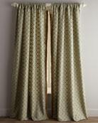 """Each 108""""L Petit Trianon Trellis Curtain"""
