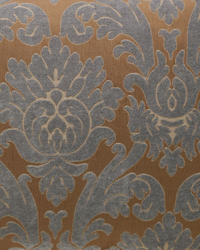 Bella Damask Fabric, 3 Yards