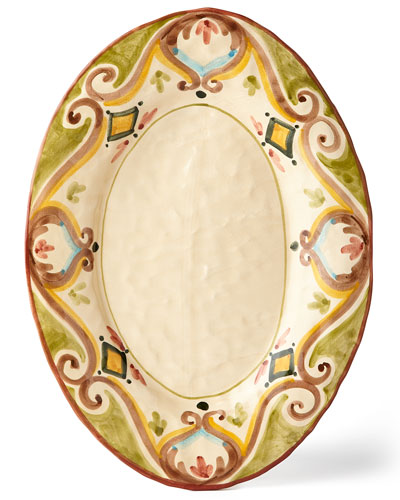 Baldaccio Oval Platter