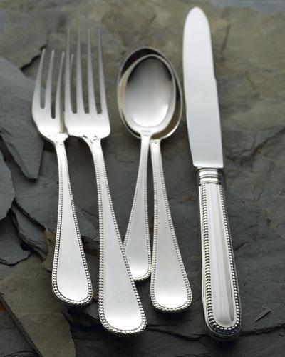 46-Piece Palatina Sterling Silver Flatware Service