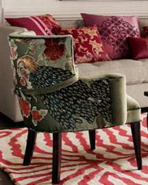 Peacock Chair -   		Furniture - 	Neiman Marcus