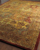 Moroccan Rug, 6' Round