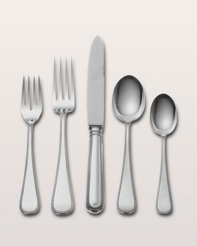 5-Piece Palatina Sterling Silver Flatware Place Setting