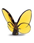 """""""Lucky"""" Butterfly, Topaz"""