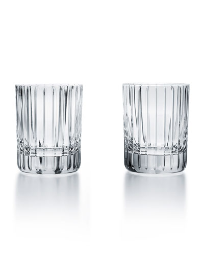 Harmonie Double Old Fashion Tumblers, Set of 2