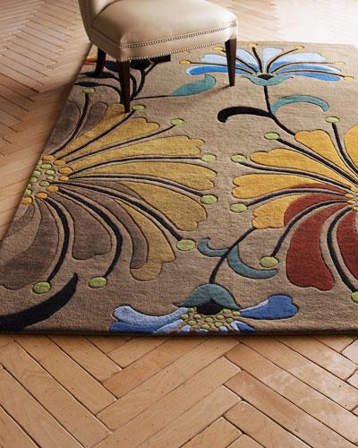 Eastern Colors Rug, 4' x 6'