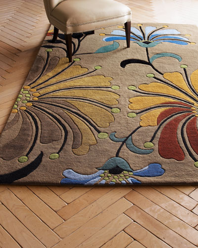 Eastern Colors Rug, 5' x 8'