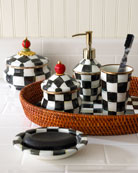 Courtly Check Soap Dish