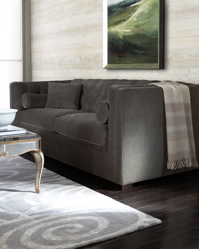 Dusk Tufted Sofa