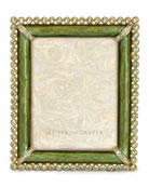 Jay Strongwater Emilia Stone-Edge Picture Frame