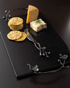 Black Orchid Cheese Board