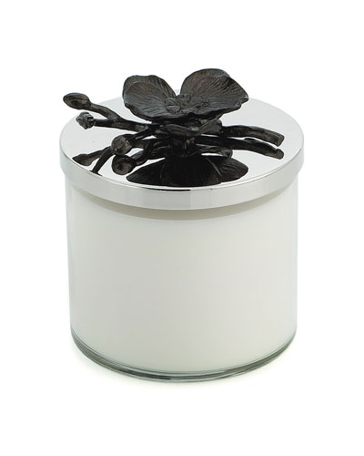 Michael Aram Black Orchid Candle
