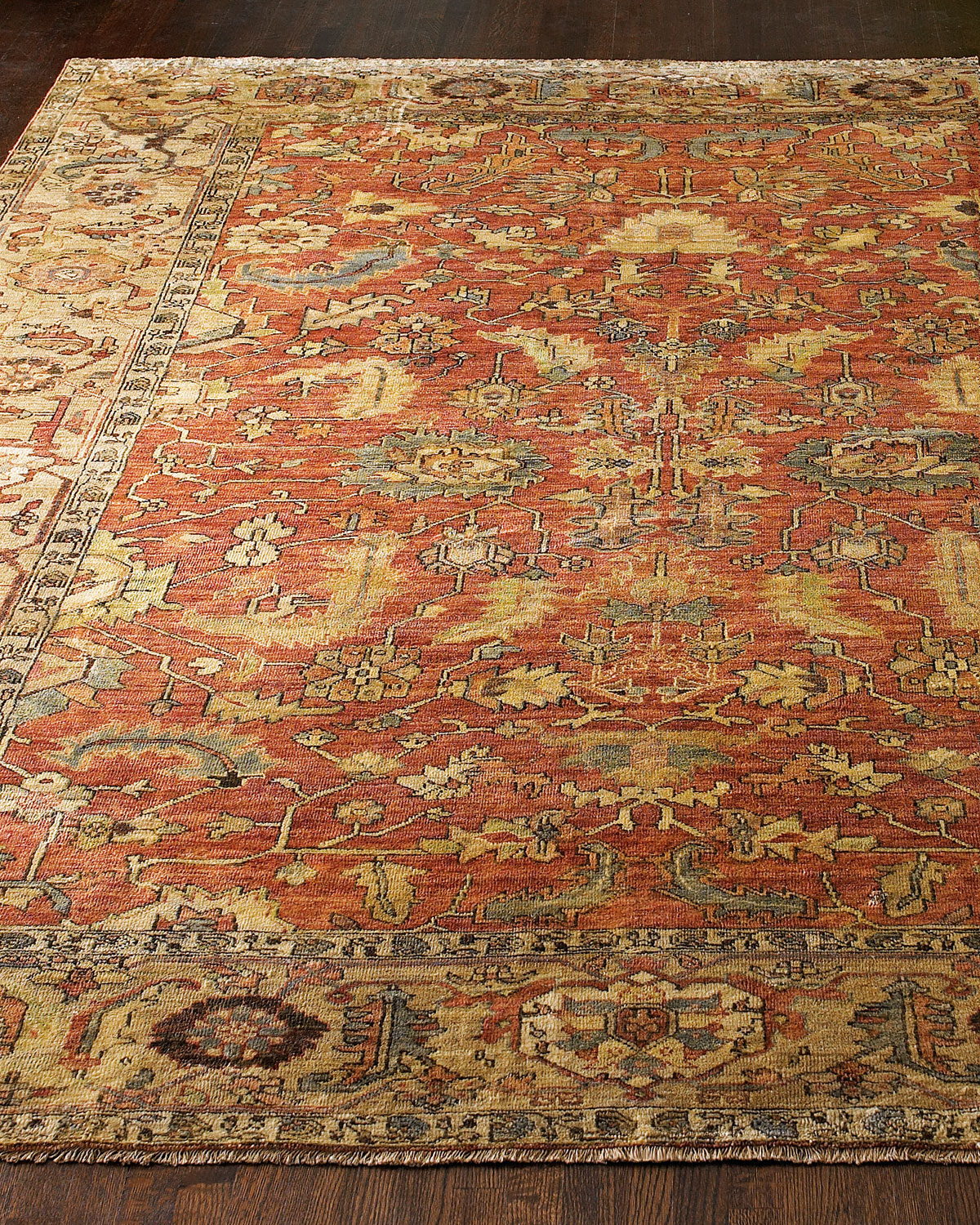Thompson Oushak Rug, 12' x 15'