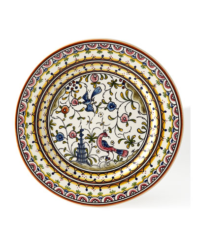 S/4 PAVOES SALAD PLATES
