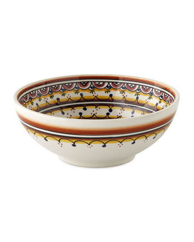 S/4 PAVOES CEREAL BOWLS