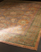Gable Colors Rug, 9' x 12'
