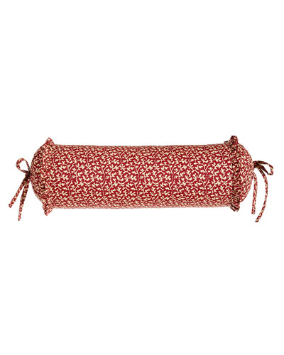 French Country Neckroll Pillow, 18