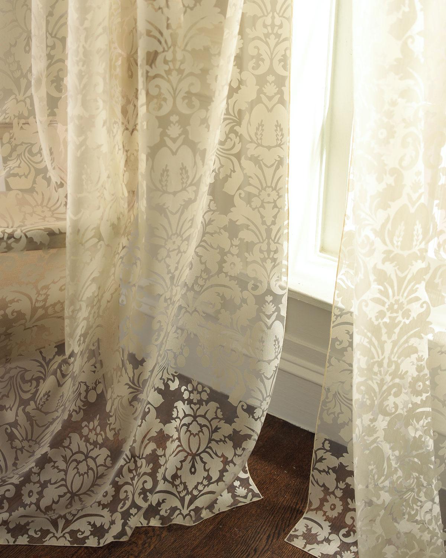 Dian Austin Couture Home Olivia Curtain, 96l