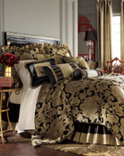 Sienna Pieced Oblong Pillow with Cording