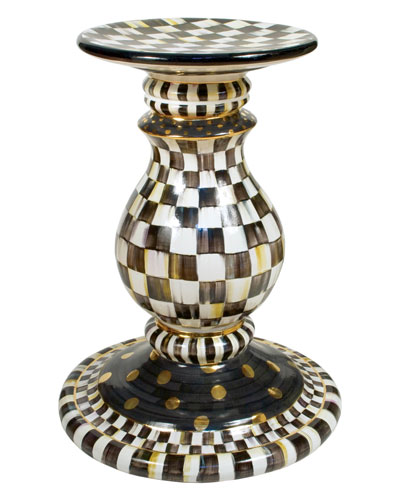 Courtly Check Pedestal Table Base
