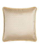 Dian Austin Couture Home Each Neutral Modern Quilted