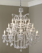 Crystorama Maria Theresa Large Chandeliers & Matching Items