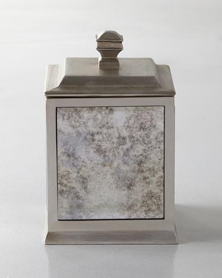 Kassatex Palazzo Vintage Cotton Box